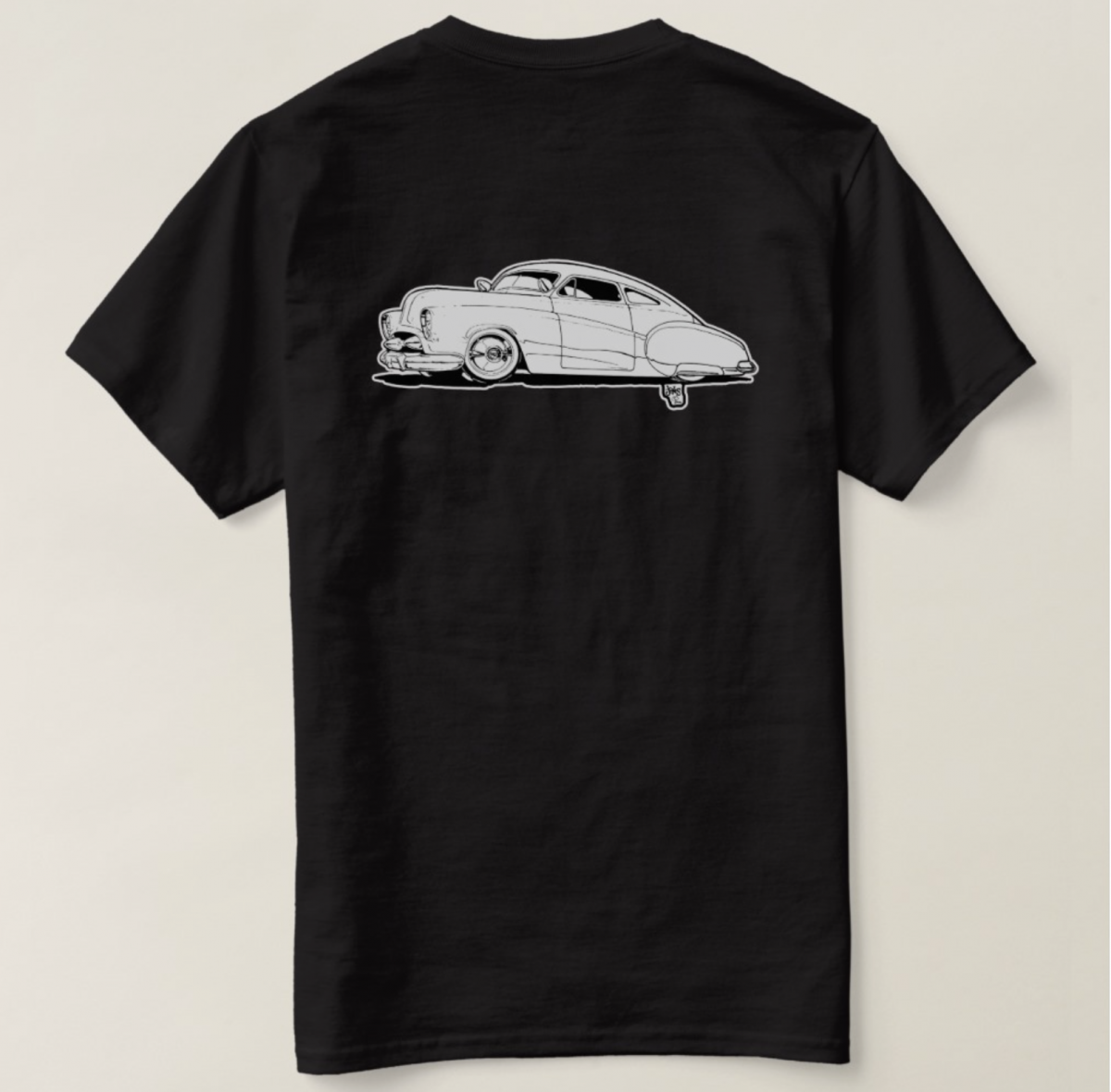 Click here to order one of the new Todd Jones Designed Chevy Kustom shirts!